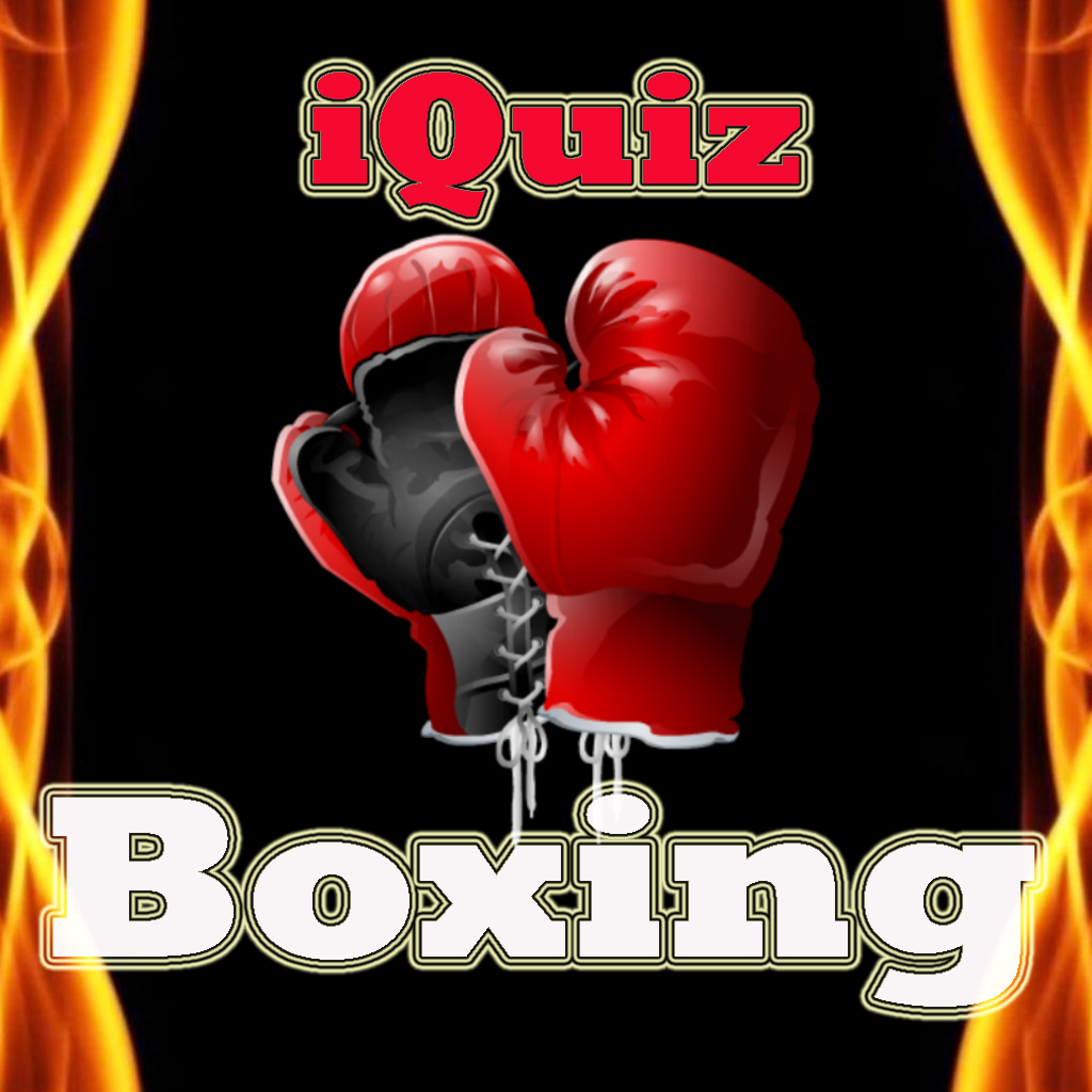 iQuiz for Boxing ( World boxing champions Player and Basic Sport Trivia )