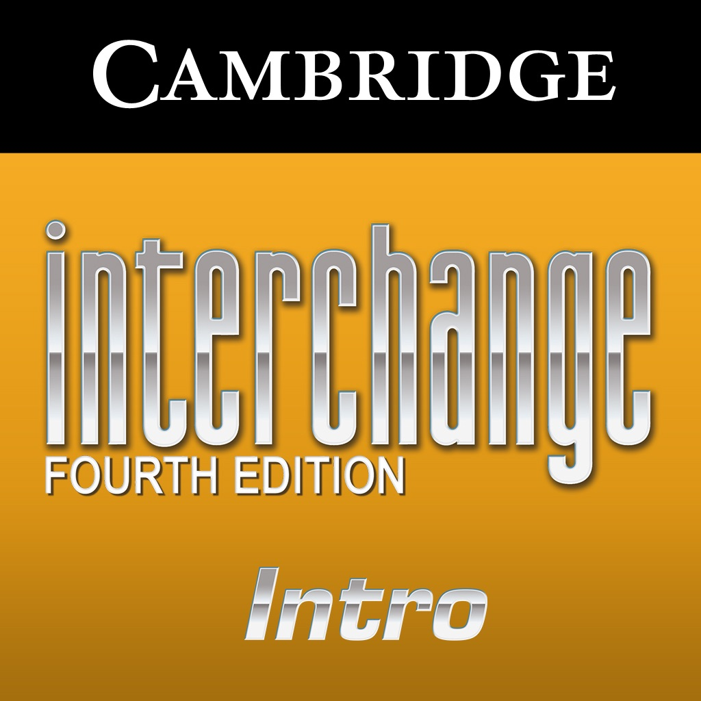 Interchange Fourth Edition, Level Intro