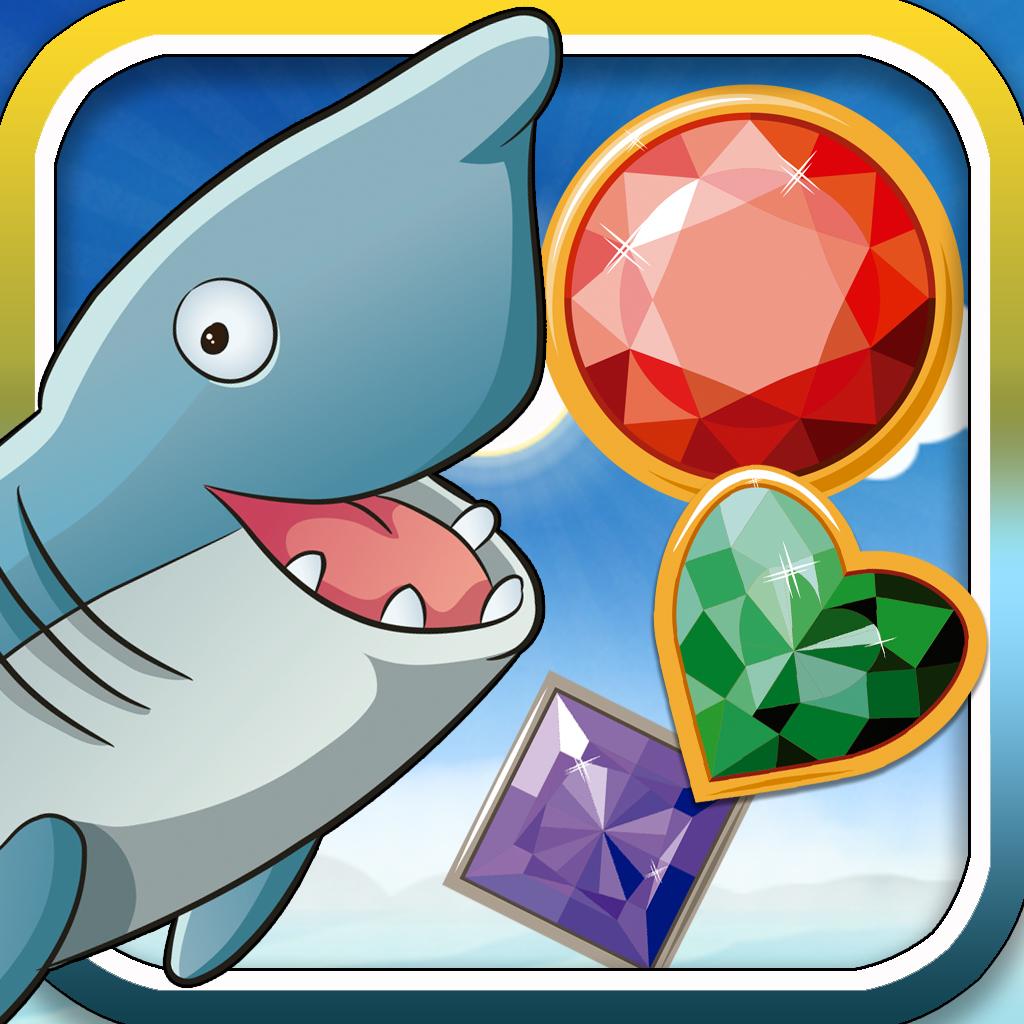 Jewel Swipe Blitz - Free Match-3 Gem Connecting Puzzle