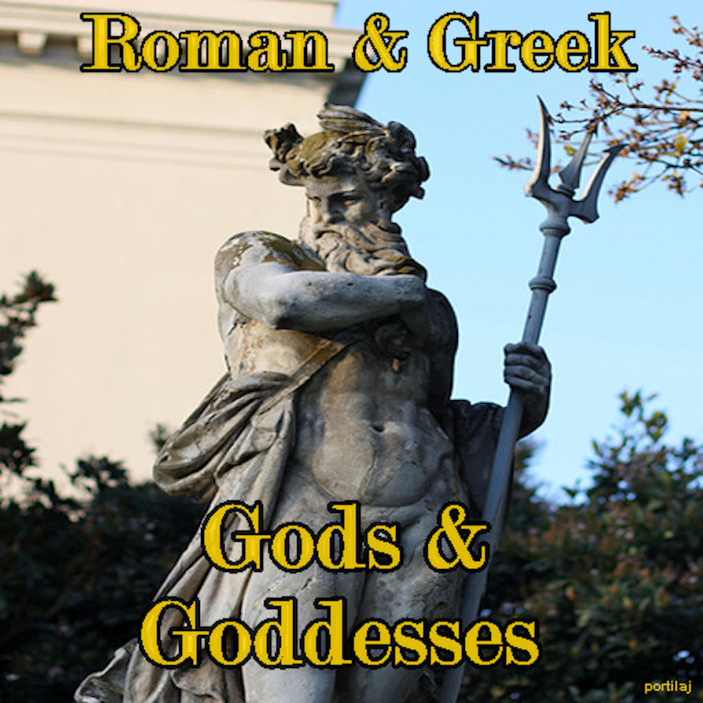 Greek and Roman Gods and Goddesses Trivia - FREE