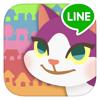 LINE シアタータウン iPhone