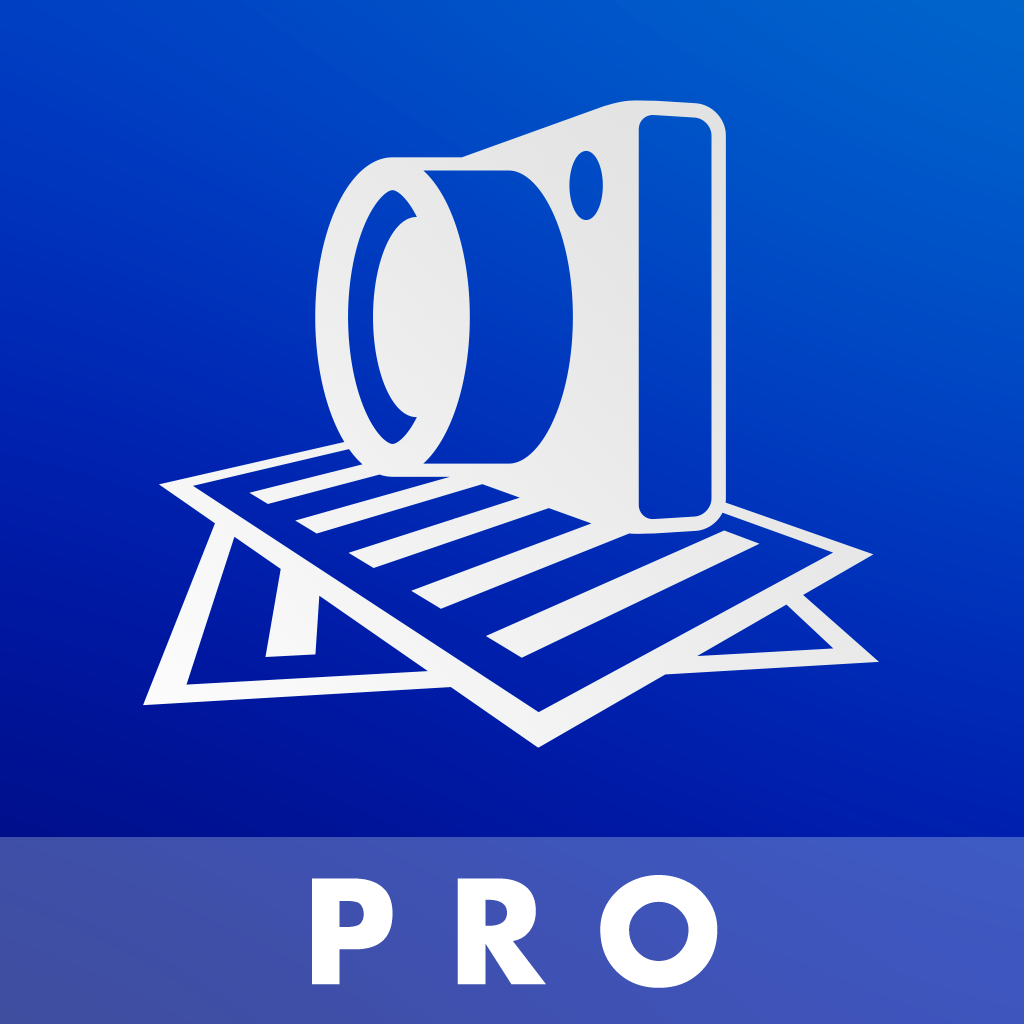 SharpScan Pro + OCR: rapidly scan multipage documents into clean PDF on the go
