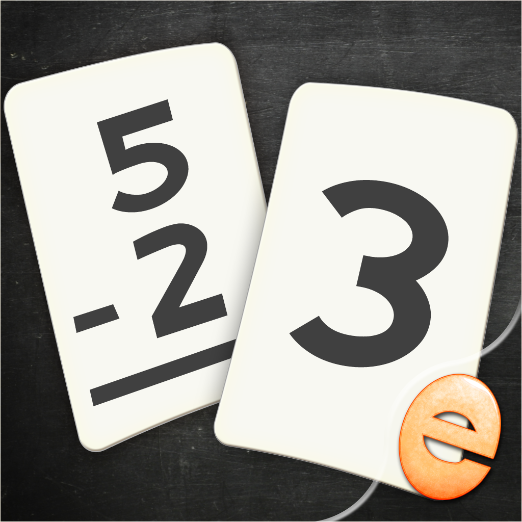 Subtraction Flashcard Match Games for Kids in Kindergarten, 1st and 2nd Grade
