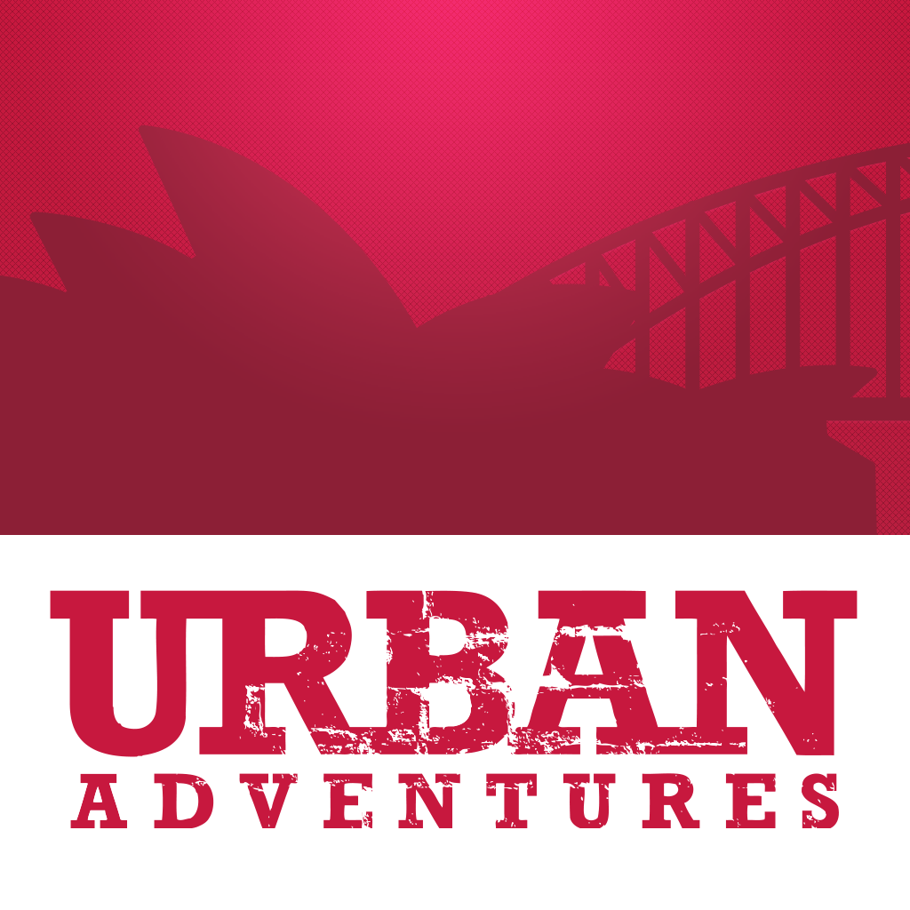 Sydney Urban Adventures - Travel Guide Treasure mApp icon
