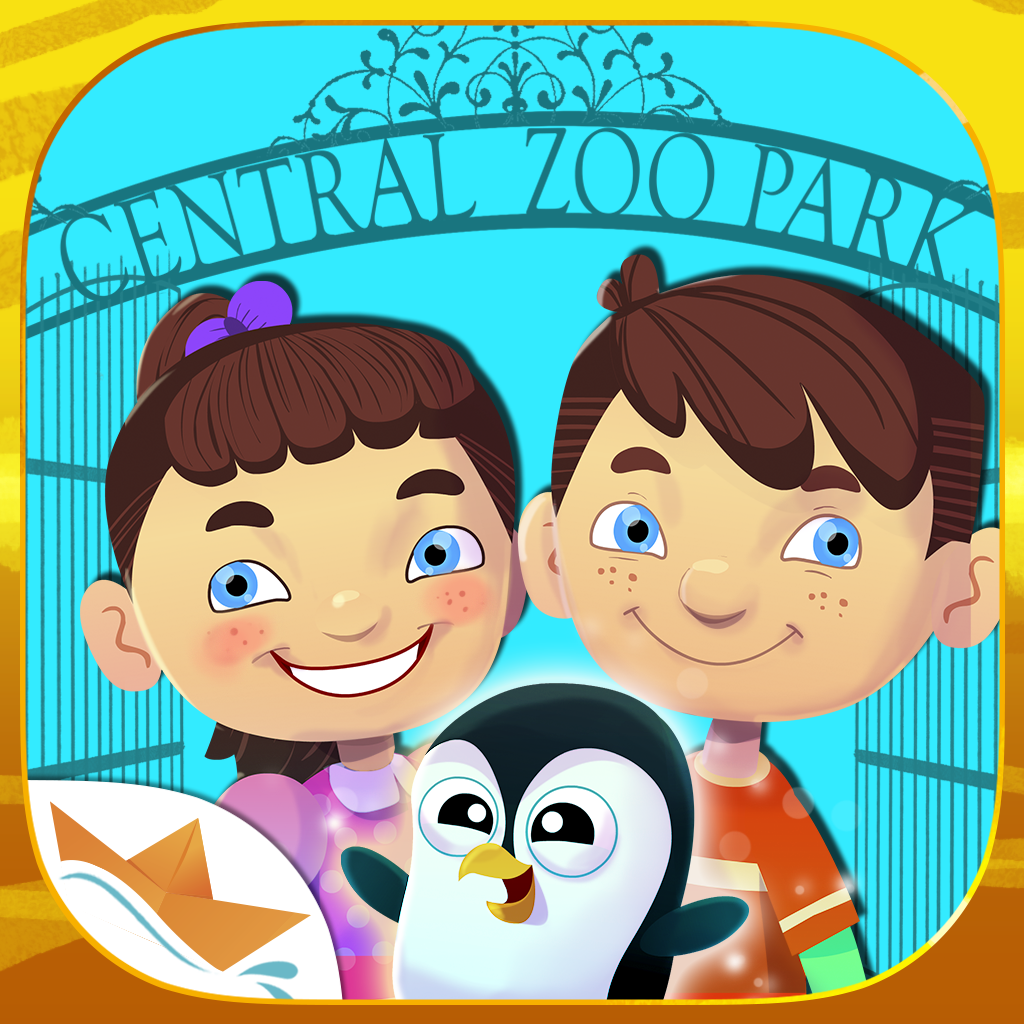 Zac and Zoey - The Penguin Prankster (Premium)
