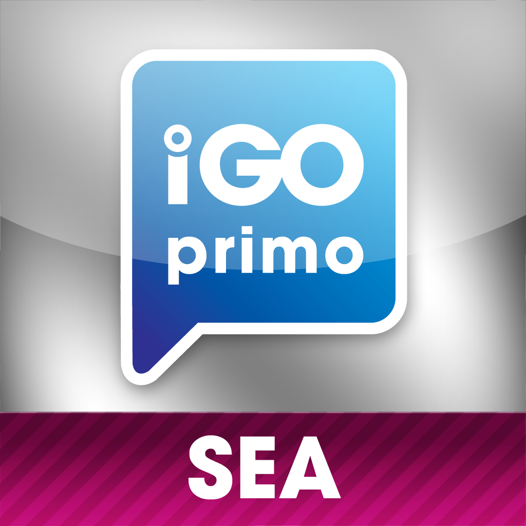 South East Asia - iGO primo app
