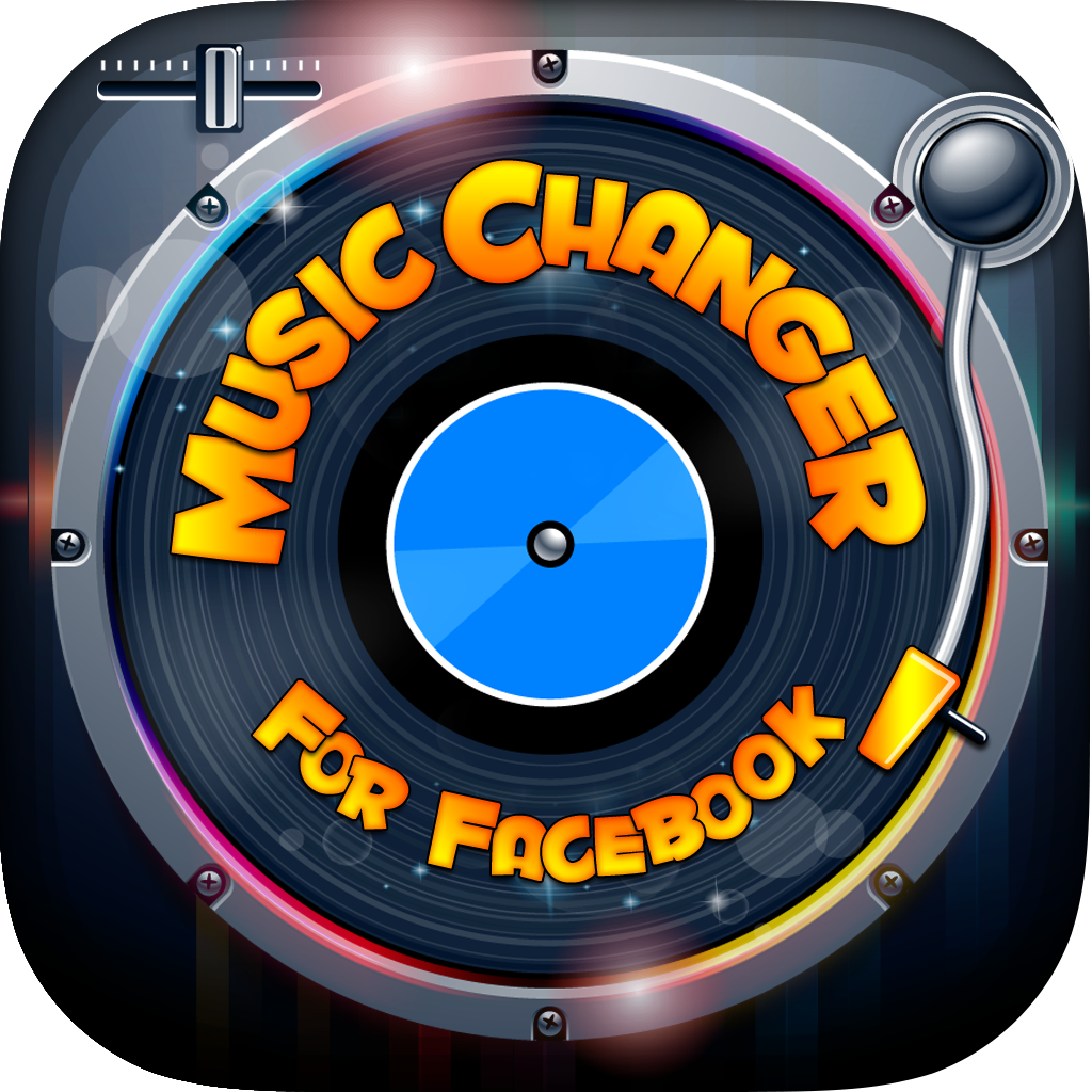 Music Changer for Facebook icon