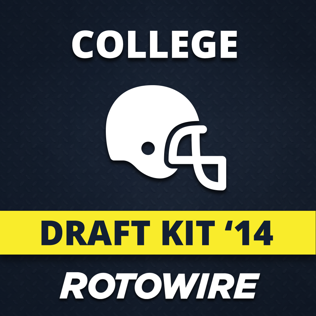 RotoWire College Football Draft Kit 2014