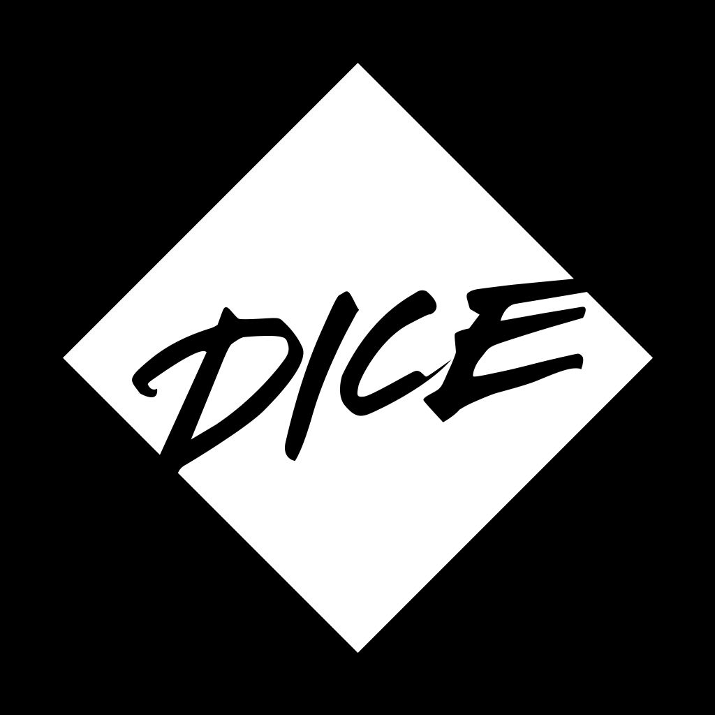 DICE - Best Gigs, Concerts, Clubs and Festivals with No Booking Fees.