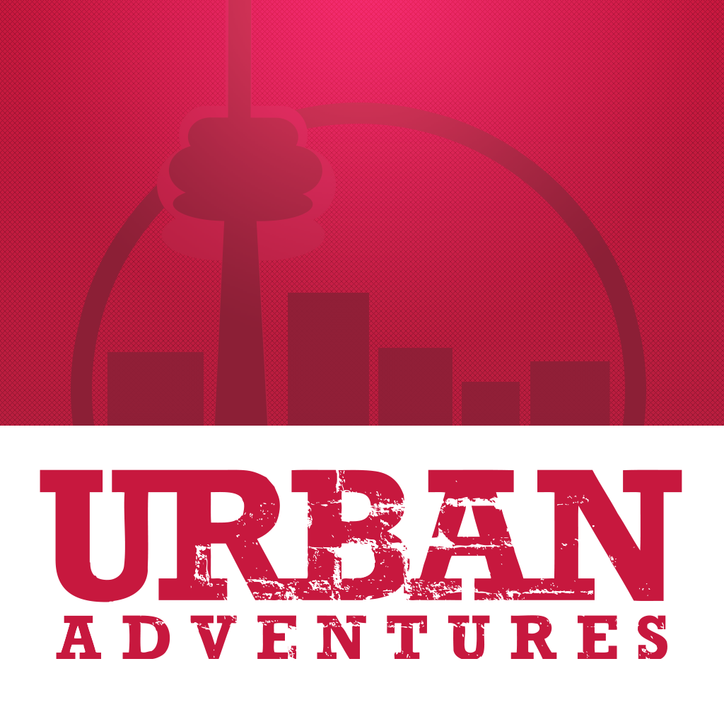 Toronto Urban Adventures - Travel Guide Treasure mApp