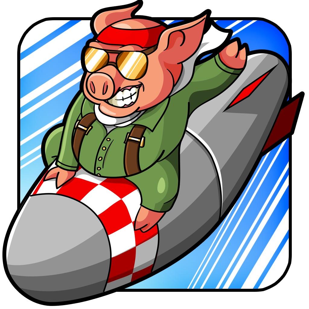Kamikaze Pigs icon
