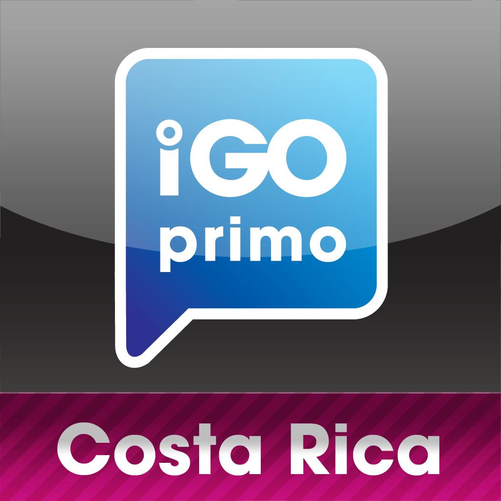 Costa Rica - iGO primo
