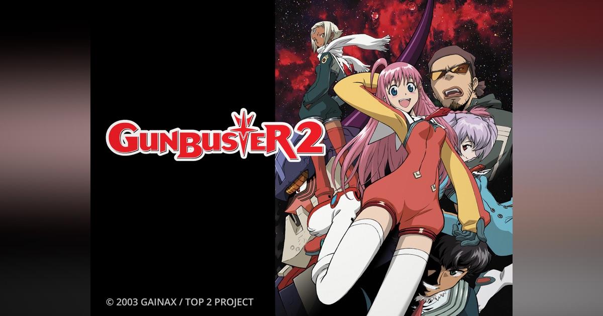 Gunbuster 2 Diebuster On Apple Tv