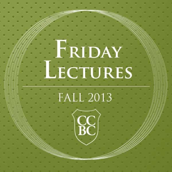 Friday Lectures Fall 2013