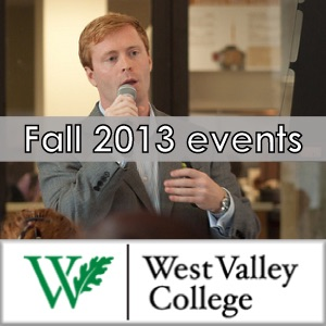Fall 2013 Events