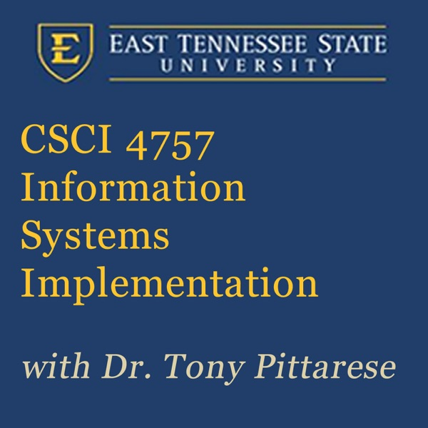 Information Systems Implementation - Fall 2015