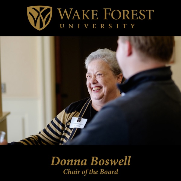 Interview with Donna Boswell