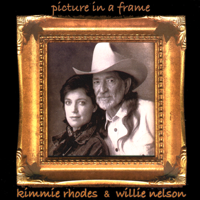 Kimmie Rhodes & Willie Nelson - Love Me Like a Song artwork