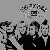 No Doubt - The Singles 1992-2003 (UK Version) artwork