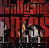 The Wolfgang Press - Ghost
