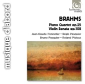 Les Musiciens - Violin Sonata in D Minor, Op. 108 : IV. Presto agitato