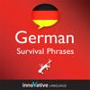 Innovative Language Learning - Learn German - Survival Phrases German, Volume 1: Lessons 1-30: Absolute Beginner German #1 (Unabridged)  artwork