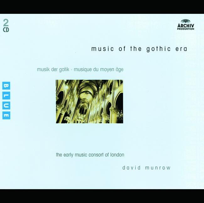 Music of the Gothic Era - Ars nova: Zelus familie