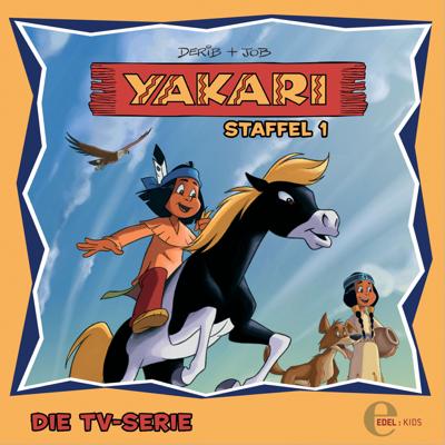 Yakari, Staffel 1 - Yakari