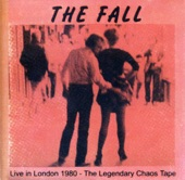 The Fall - Container Drivers (Peel Sessions 24/9/80) [Bonus Track]