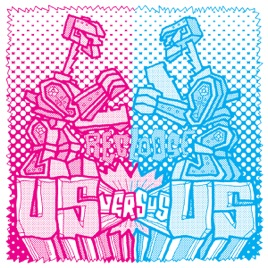 ‎Us Vs Us (Kid Sublime Remix) - EP by Recloose on iTunes