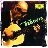 ANDRES SEGOVIA - TARREGA Recuerdos De La Alhambra - The Best Of ANDRES SEGOVIA - HIP O RECORDS