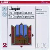 Claudio Arrau - Frédéric Chopin: Impromptu No.3 in G flat, Op.51