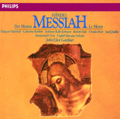 Handel: Messiah-English Baroque Soloists, John Eliot Gardiner & Monteverdi Choir