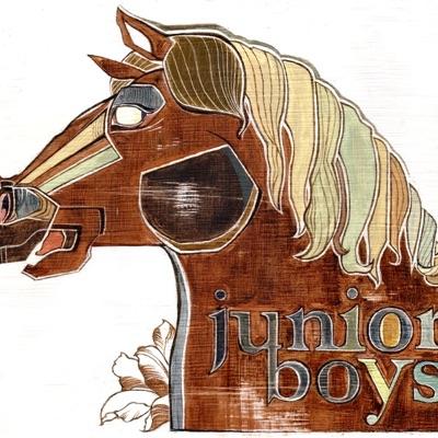 The Dead Horse EP - Junior Boys