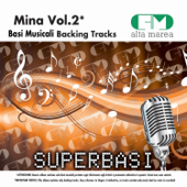 Basi Musicali: Mina, Vol. 2 (Versione Karoke)