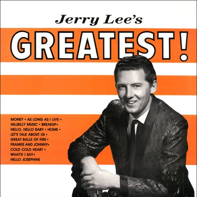 Jerry Lee's Greatest! - Jerry Lee Lewis