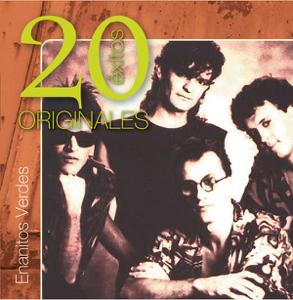 Los Enanitos Verdes - Originales - 20 Éxitos