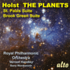 Royal Philharmonic Orchestra & Vernon Handley - Holst: Planets Suite, St. Paul's Suite, Brook Green Suite  artwork