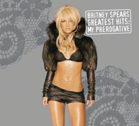Britney Spears - Greatest Hits: My Prerogative artwork