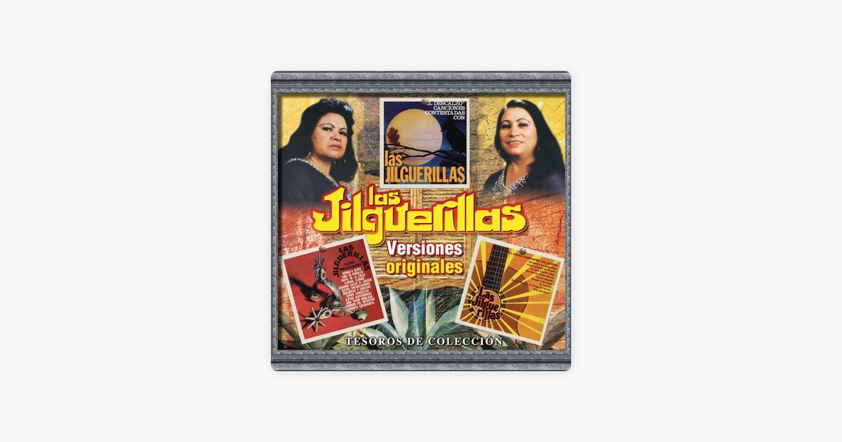 Tesoros De Colección 3 álbumes Originales De Las Jilguerillas Von