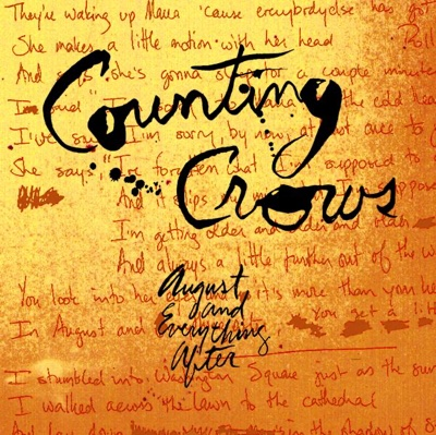 August and Everything After - Counting Crows album