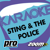 Zoom Platinum Artists, Vol. 95: Hits of Sting & The Police (Karaoke Version)
