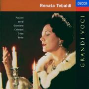 Grandi Voci: Renata Tebaldi - Renata Tebaldi - Renata Tebaldi