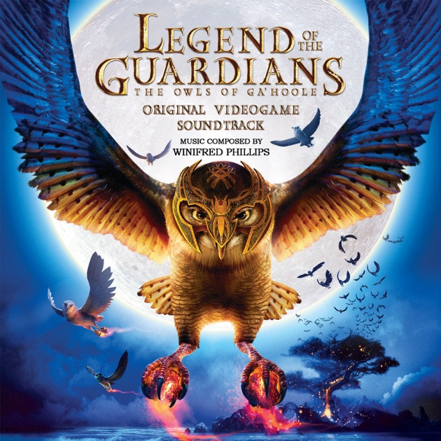 legend of the guardians the owls of ga hoole original motion