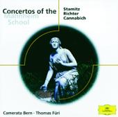 Concertos of the Mannheim School