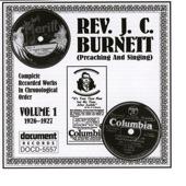 Rev. J.C. Burnett - True Friendship