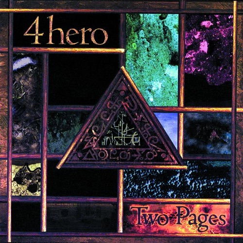 Album artwork of 4 Hero – Two Pages
