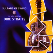 Sultans of Swing - The Very Best of Dire Straits - Dire Straits Cover Art