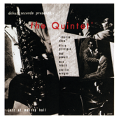 The Quintet: Jazz At Massey Hall (Live) [Remastered]-Charlie Parker, Dizzy Gillespie, Bud Powell, Max Roach & Charles Mingus