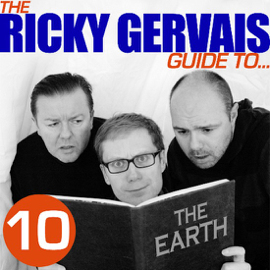 The Ricky Gervais Guide to... The EARTH audiobook